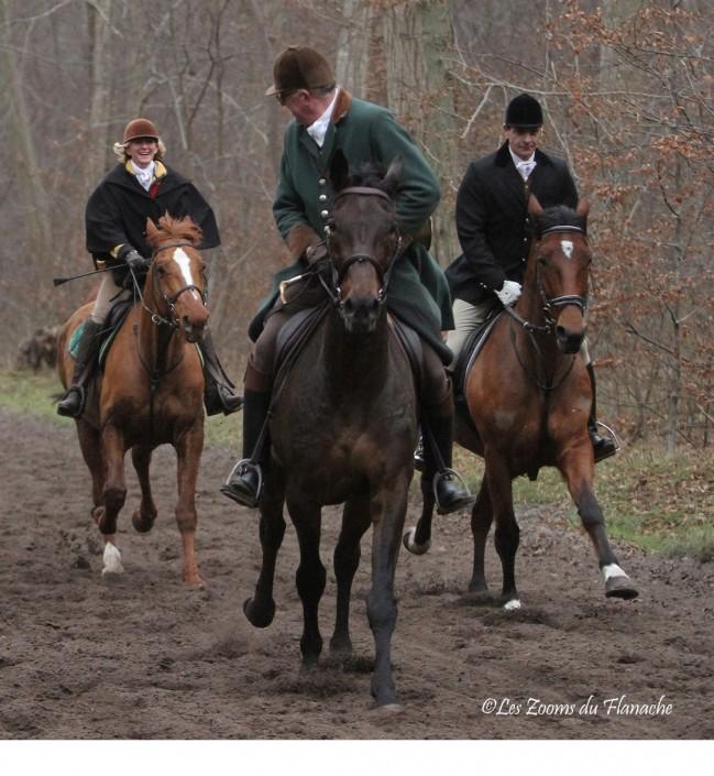 A cheval chez les princes